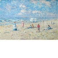 beach play by arie van noort