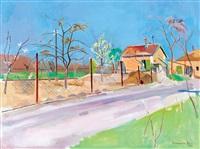 spring land by géza bornemisza