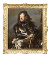 portrait du comte d'evreux by hyacinthe rigaud