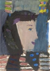 profil dziewczyny by artur nacht-samborski
