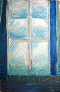 window by pinchas abramovich