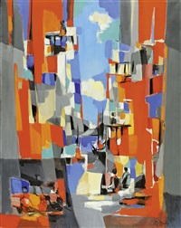 la rue by marcel mouly