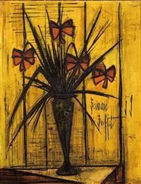 fleurs by bernard buffet