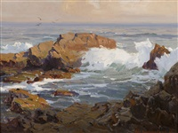marine, laguna by jack wilkinson smith