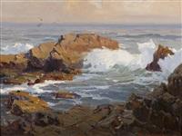 marine, laguna by jack wilkinson smith