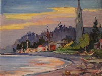 sechelt by mildred valley thornton