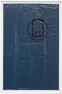 untitled (garbage bag #10) by matias faldbakken