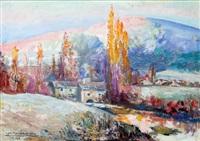 paisaje de la losa by lope tablada de diego