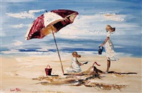 parasol by lorna miller