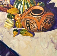 tesuque still life by william c. hook