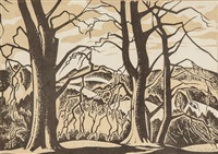the edge of the wood by guy seymour warre malet