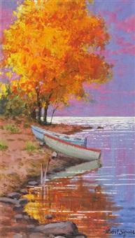 les bateaux by littorio del signore