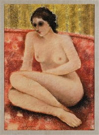 desnudo femenino by jorge alzaga