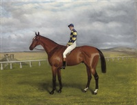 cambusmore with fred archer up by r.a. miley