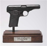 a gun of the rising - padraig pearse by laurent mellet