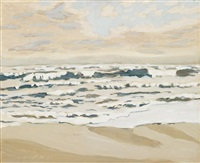 morning after a storm by fairfield porter