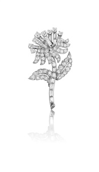 a brooch by cartier