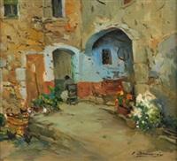 patio by joaquim asensio