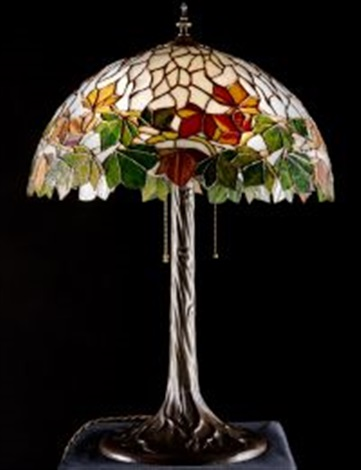 lampe de table by tiffany studios