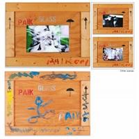 budda painting & ganada (2 parts) by nam june paik