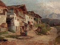 alte bauernhäuser in tirol by nicolai von astudin