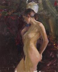 nude study by dan gerhartz