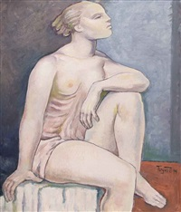 nude by turgut atalay
