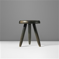 stool by charlotte perriand