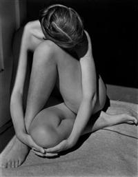 nude, #227, 1936 by edward weston