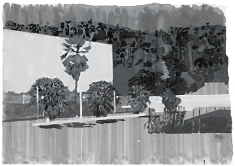 royal palm 1 study by hurvin anderson