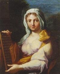 a sybil by gaetano lapis