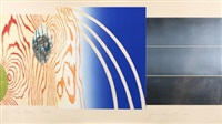 house blinders north (!972) by james rosenquist