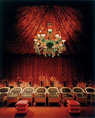 beauty palace ny by evelyn hofer