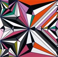 june beetle (origami series) by sarah morris