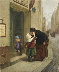 au revoir by charles edouard frère