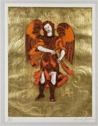 arcángel sealtiel by carmen parra