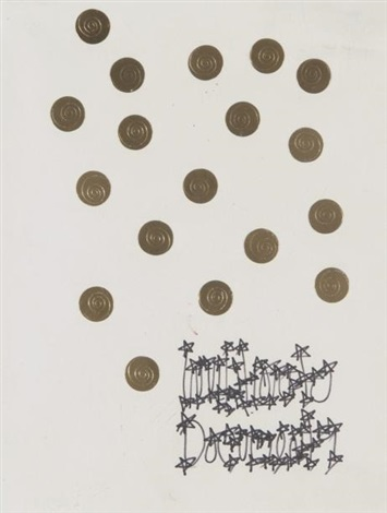 invitation to documenta by james lee byars
