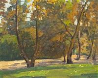 sycamore grove, pasadena, california by ferdinand kaufmann