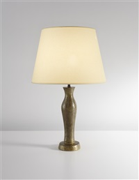 rare greek table lamp, small model by alberto giacometti