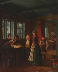 besøg hos sognefoden by christian (jens c.) thorrestrup