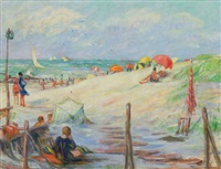 sunny day, nantucket by anna w. speakman