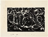 untitled (m29) by jackson pollock