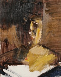 portrait (study) by nicolas granger-taylor