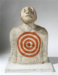 uomo bersaglio (aim man) by alice gombacci