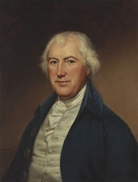 john beale bordley by charles willson peale