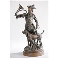 le valet de chasse by hippolyte moreau and prosper lecourtier