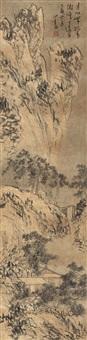 溥 儒(1896-1963) 风雪归庄 by pu ru