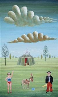 the circus by dragisa bunjevaçki