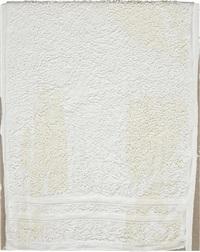 two stripe hand towel by analia saban