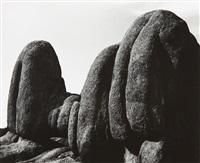 natural forms, granite dells, arizona by aaron siskind